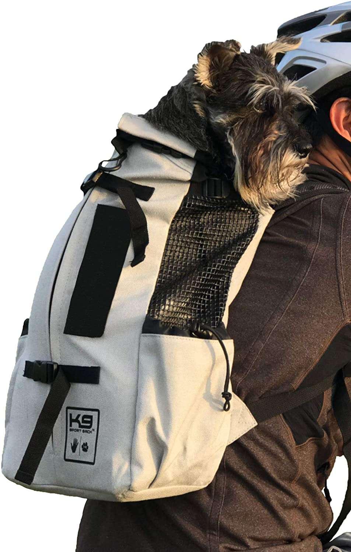 K9 Sport Sack Air 2 Forward Facing Dog Carrier Backpack