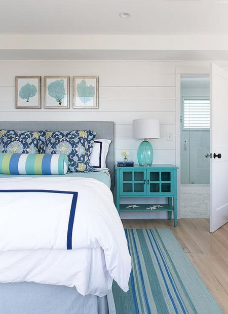 48 Gorgeous Beach Bedroom Decor Ideas Inspiration Beach Design Bedroom