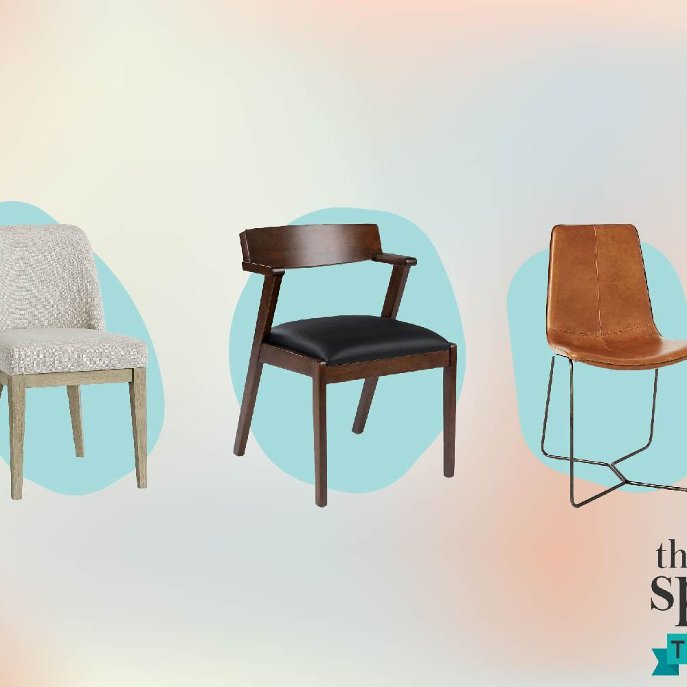 The 15 Best Dining Chairs Of 2021, Best Dining Room Chair Leg Pads