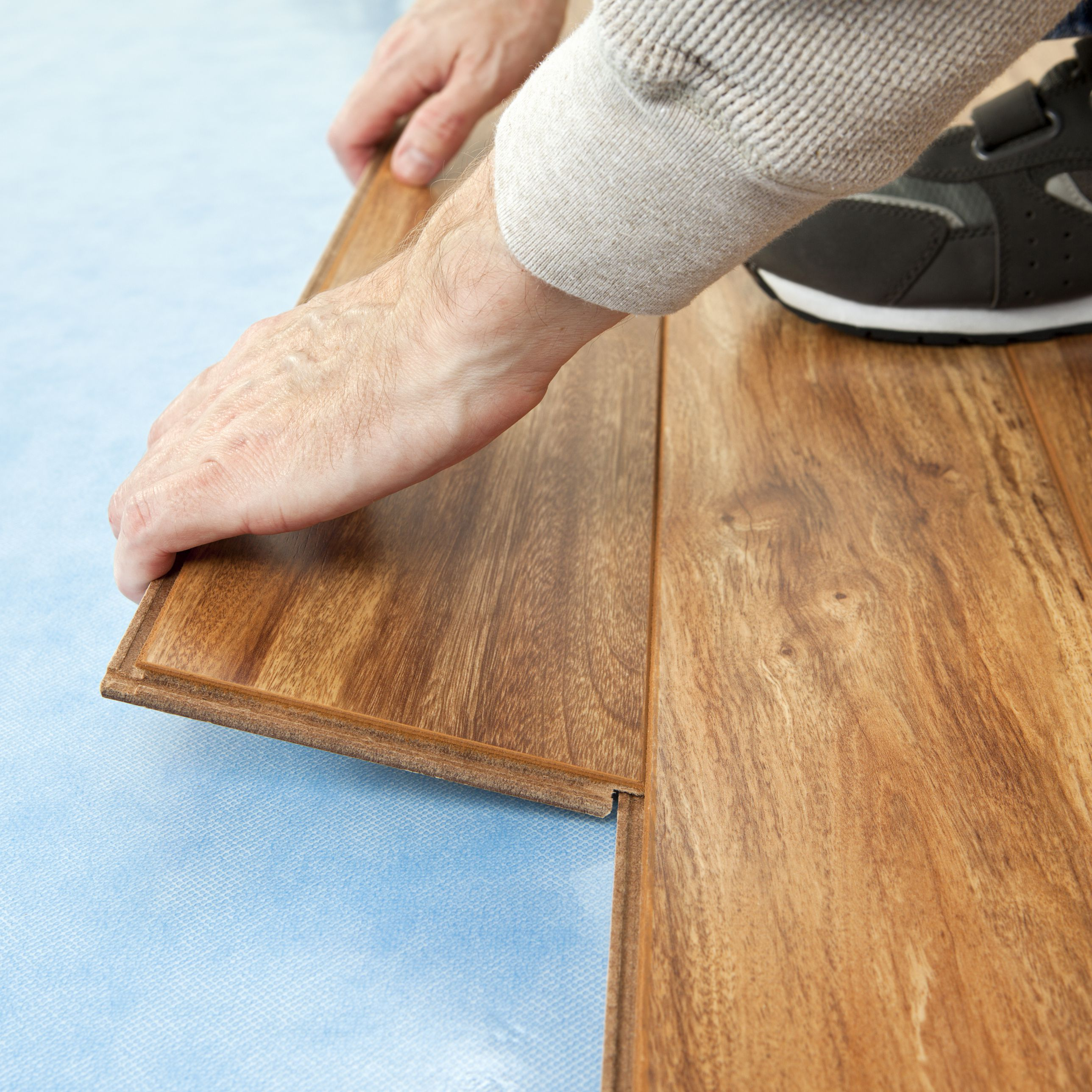 Sound Insulation To Dampen Noise, Can You Use Tar Paper With Laminate Flooring