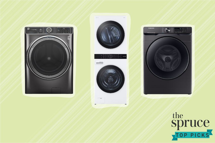 Best Washer and Dryer Sets