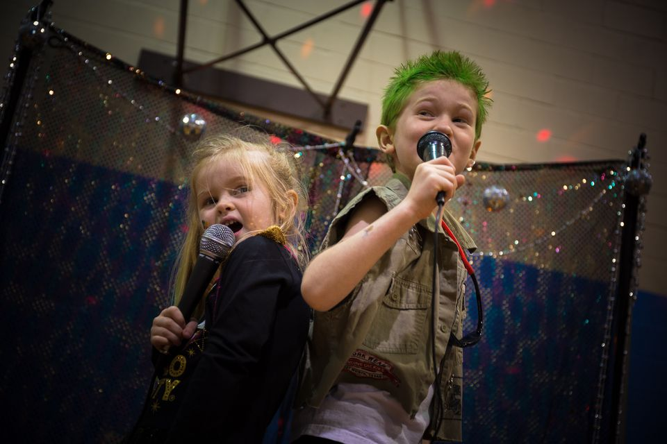 The Legendary Kid Karaoke Duet