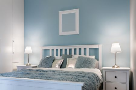 Discover The 2018 Paint Color Trends Stylish Bedroom Painted