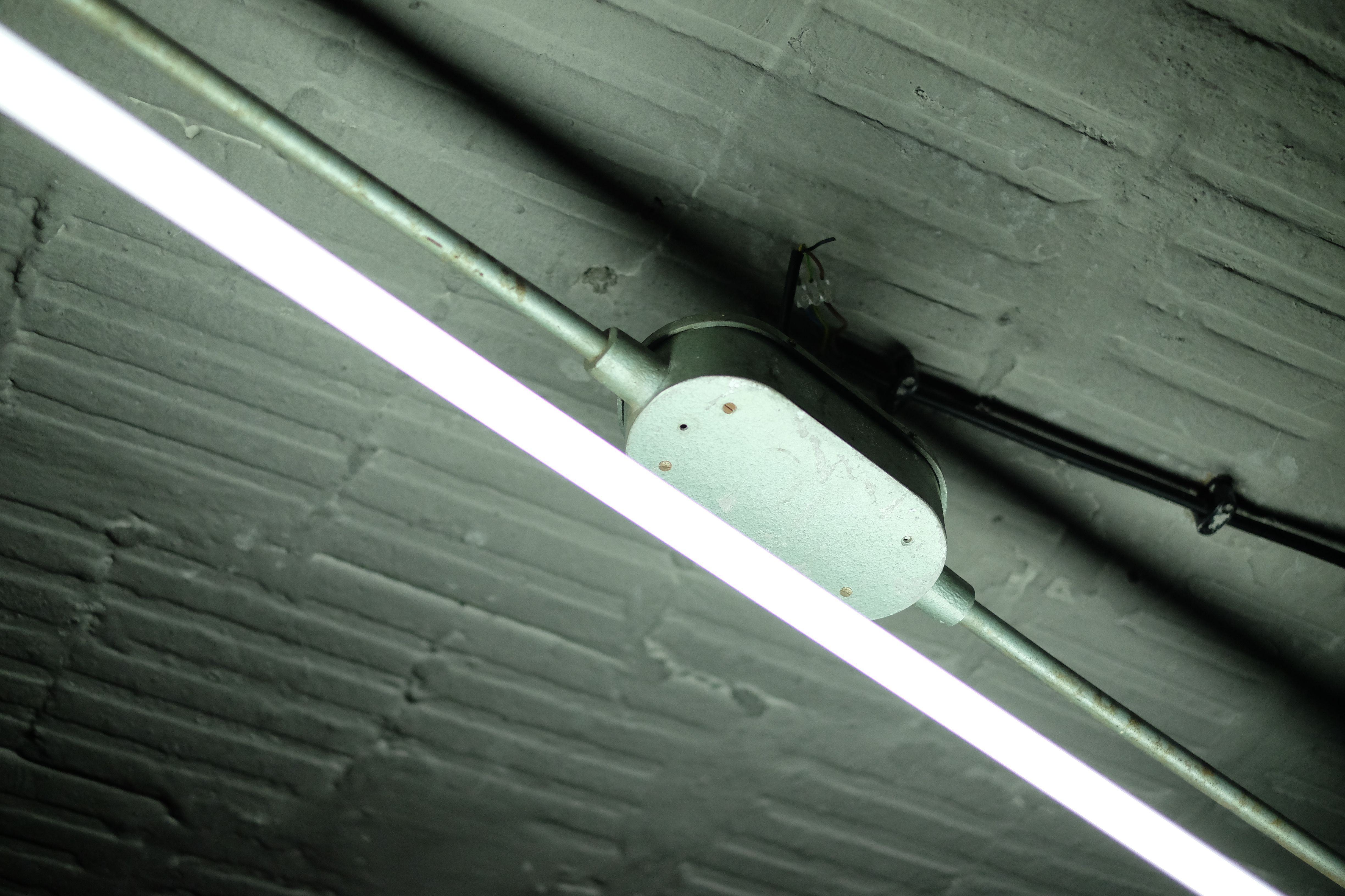 Electrical Installations That Dont Need Junction Boxes Wiring Security Lights Back Deck