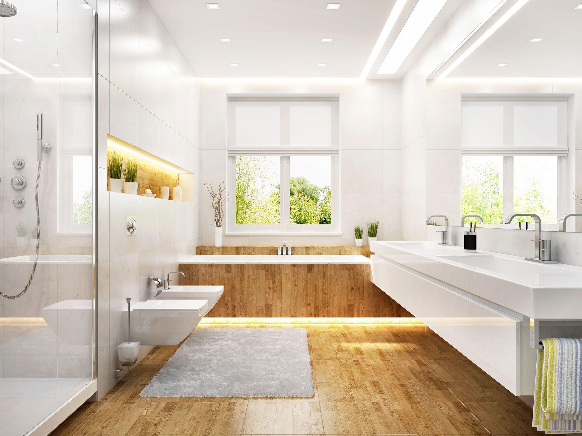 5 Types Of Bathrooms