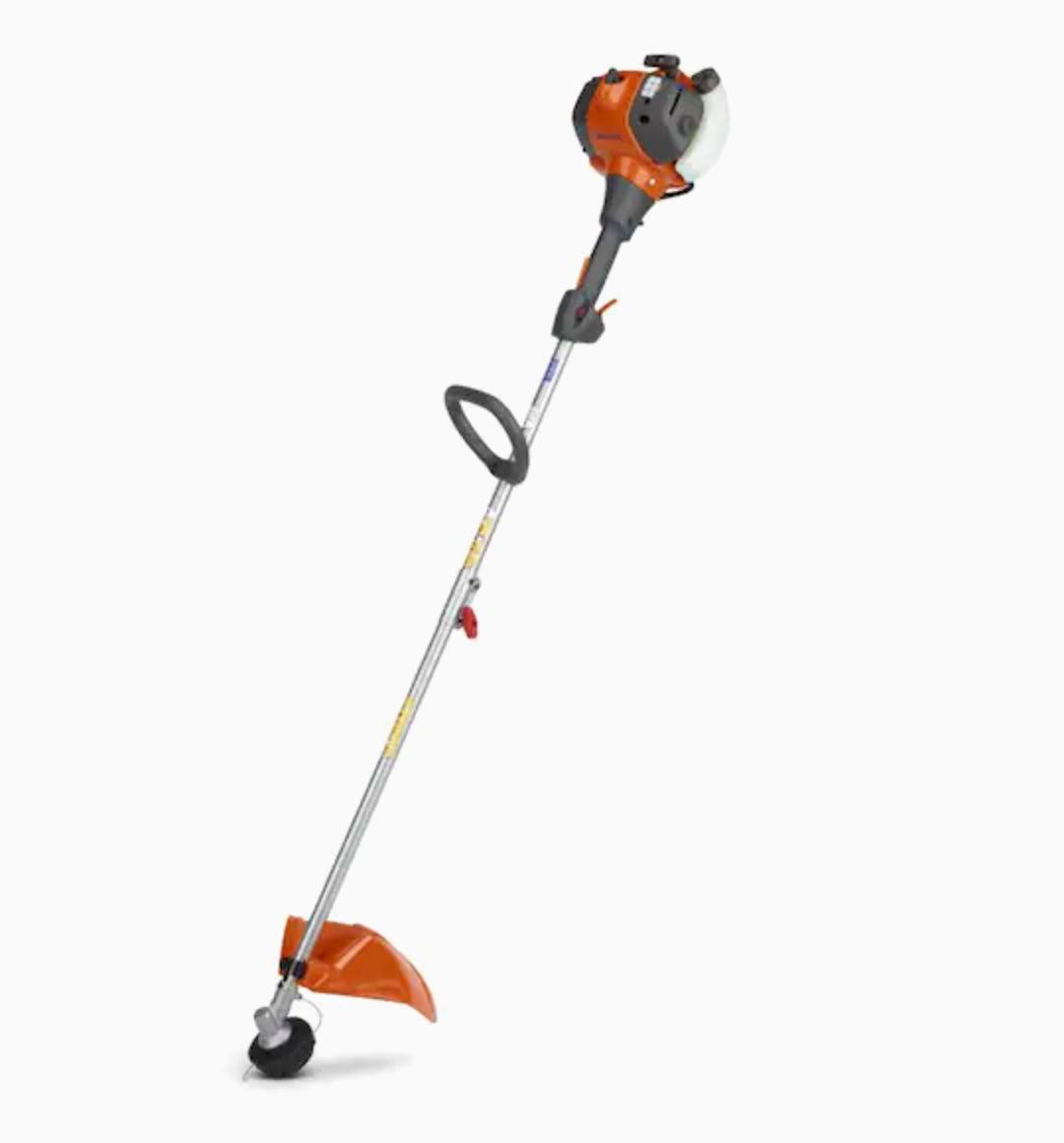 Husqvarna 128LD 28-cc 2-Cycle 17-in Straight Shaft Gas String Trimmer with Attachment Capable