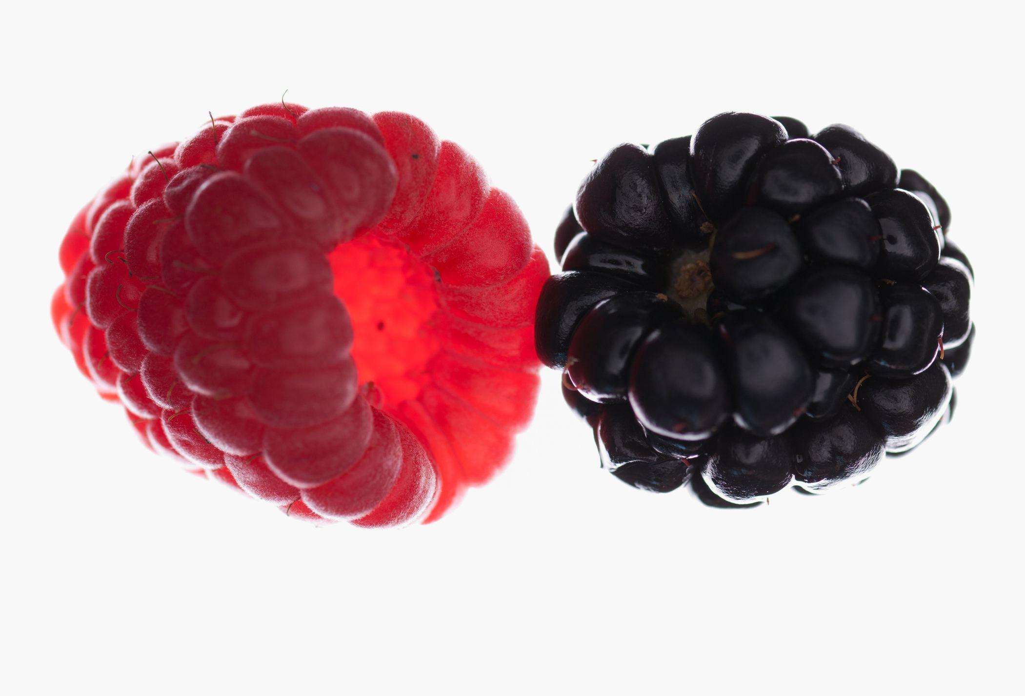 Raspberry vs Blackberry
