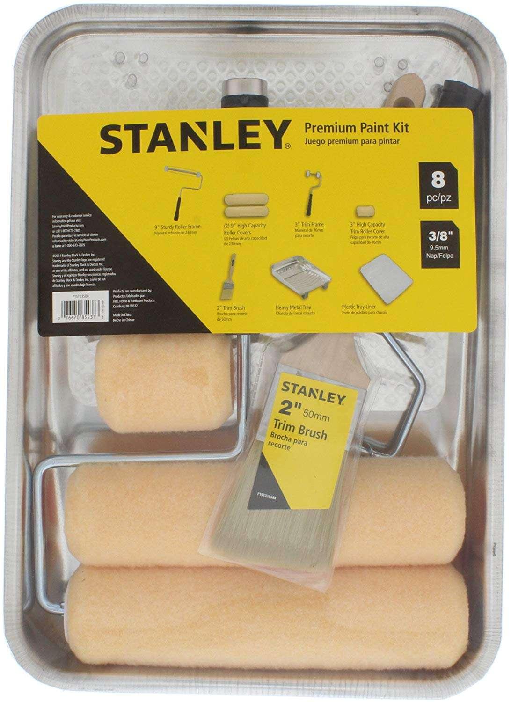 Stanley PTST03508 8 Piece Paint Kit