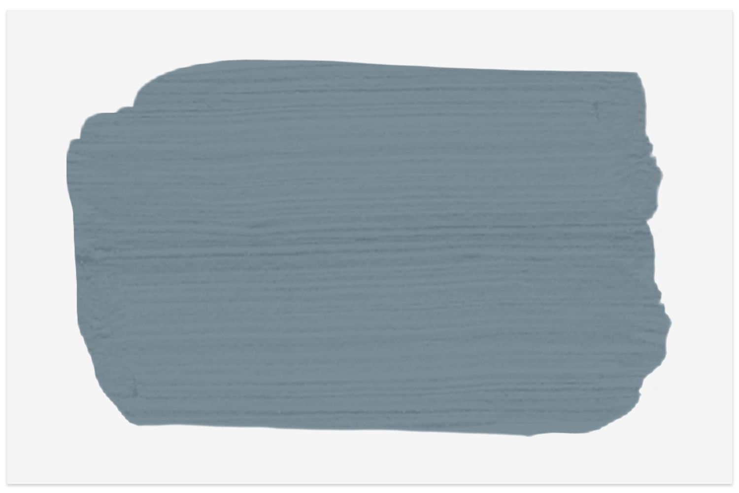 PPG Porter Paints CHALKY BLUE PPG1153-5 paint swatch