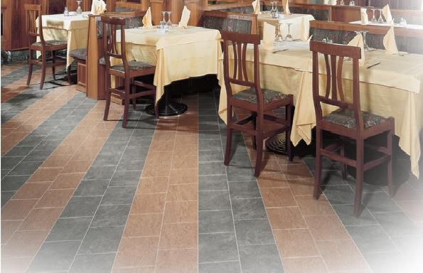 faux brick laminate floors