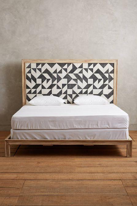 9 Cabeceras de diseño para transformar la decoración de tu dormitorio