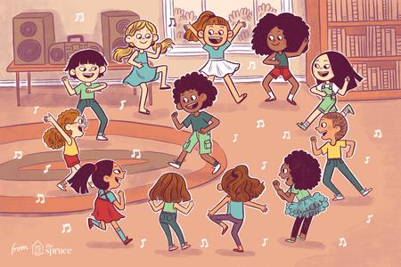 Fun Dance Party Games