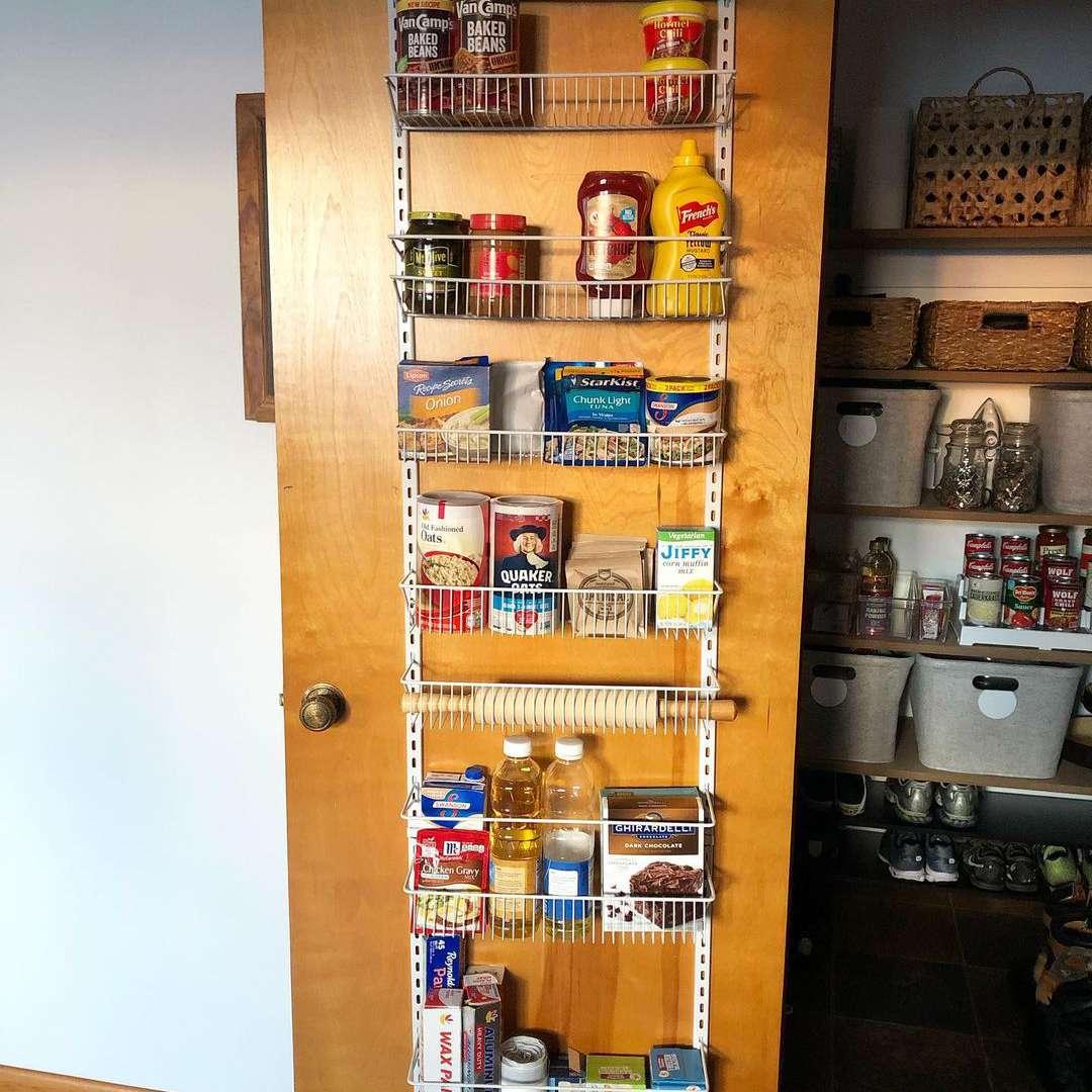 14 Kitchen Wall Storage Ideas To Reorganize Your Space