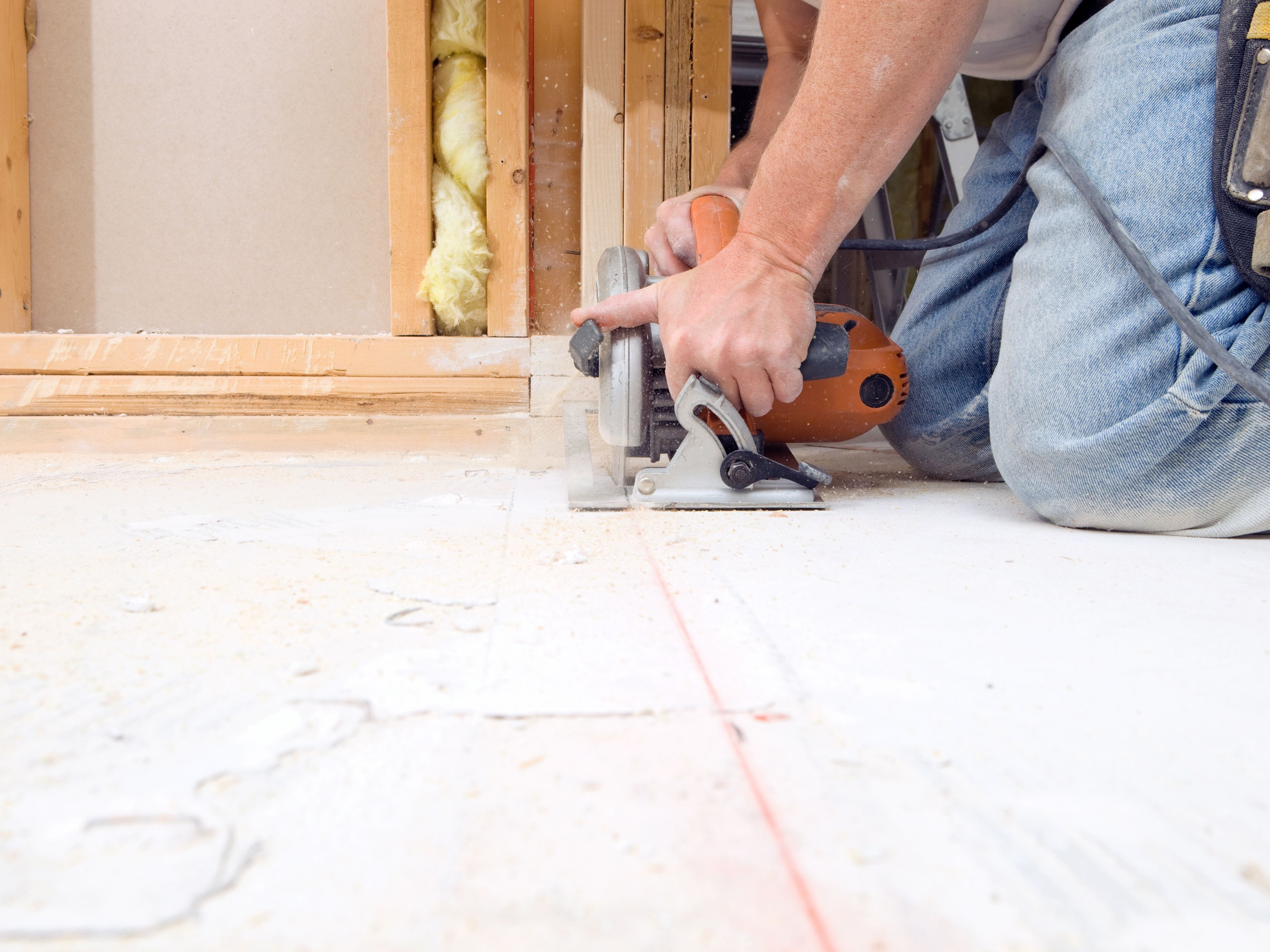 Difference Between Subfloor Underlayment And Joists
