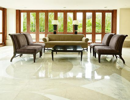 How To Level A Slanted Sloping Floor