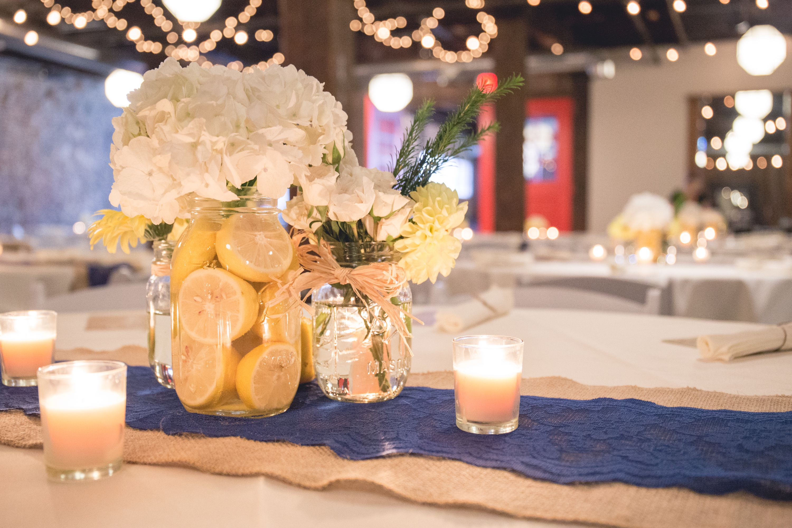 21 Cheap Wedding Centerpiece Ideas