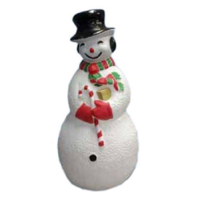 union plastics snowman