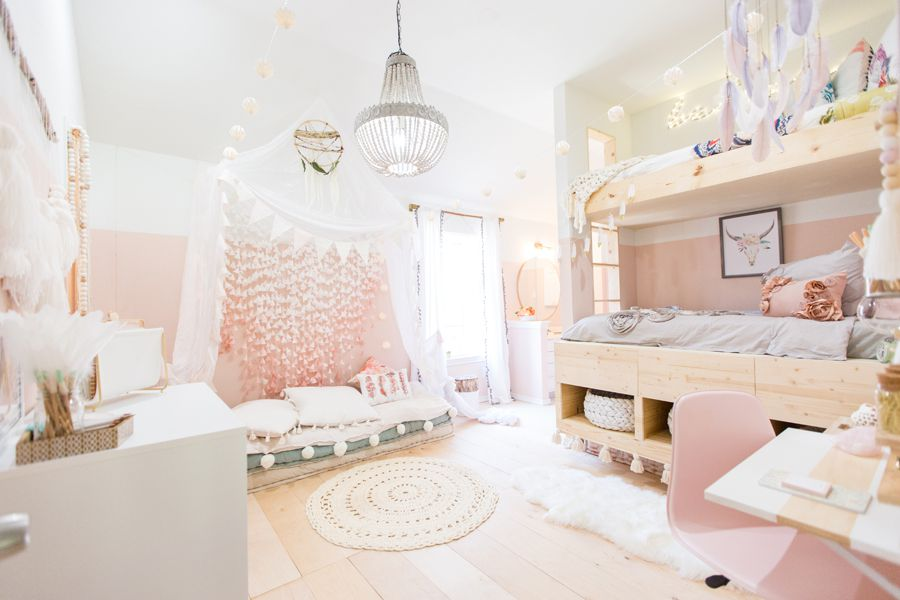 21 Dream Bedroom Ideas for Girls
