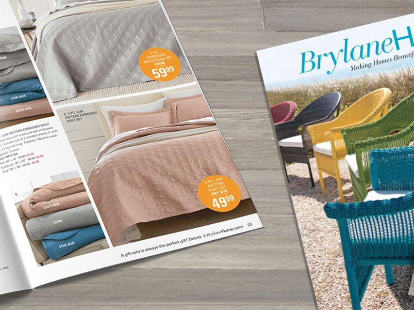 How To Request A Free Brylane Home Catalog