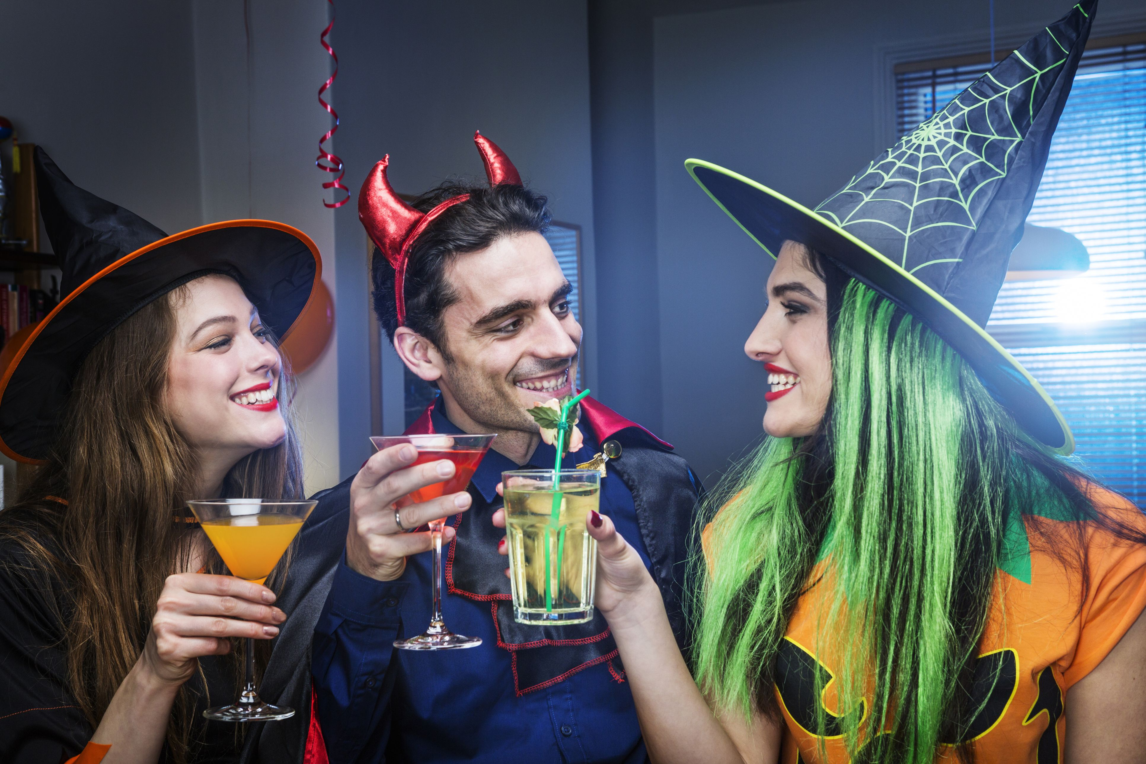 Halloween Theme Party.How To Pull Off A Halloween Themed Baby Shower