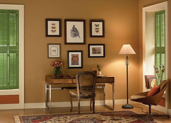 Taupe Living Room Color