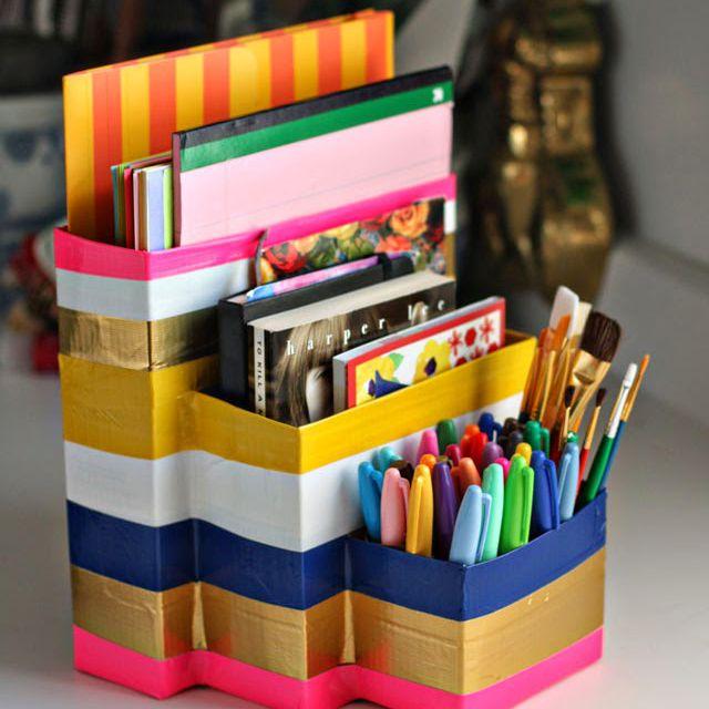 15 Diy Ways To Get Organized For Back To School Season