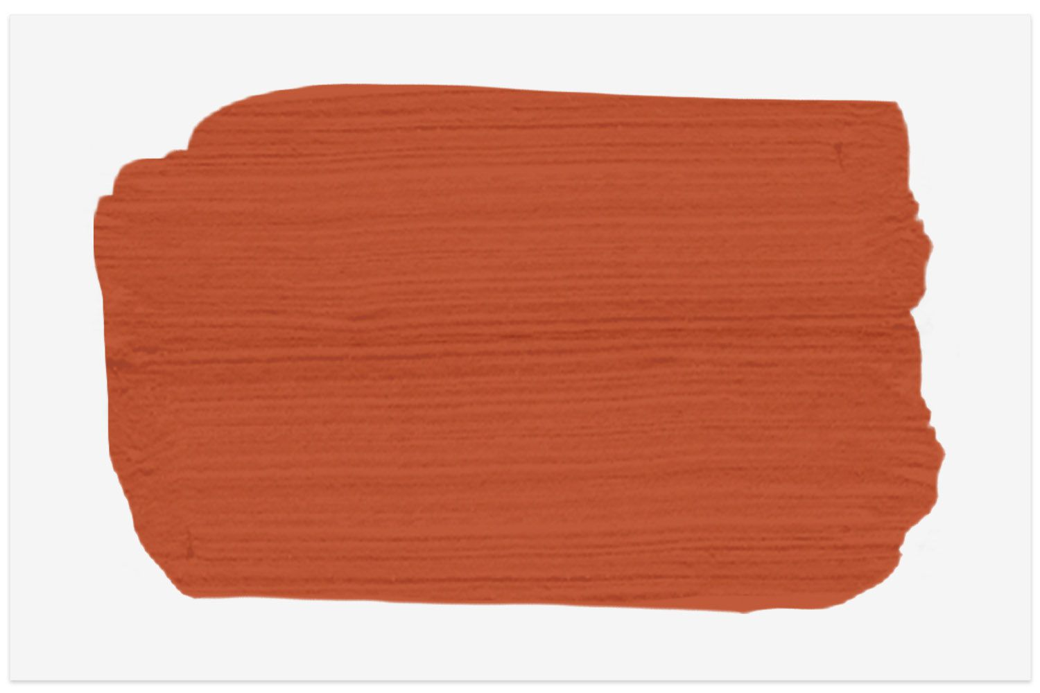 Tabasco paint swatch from PPG Paints