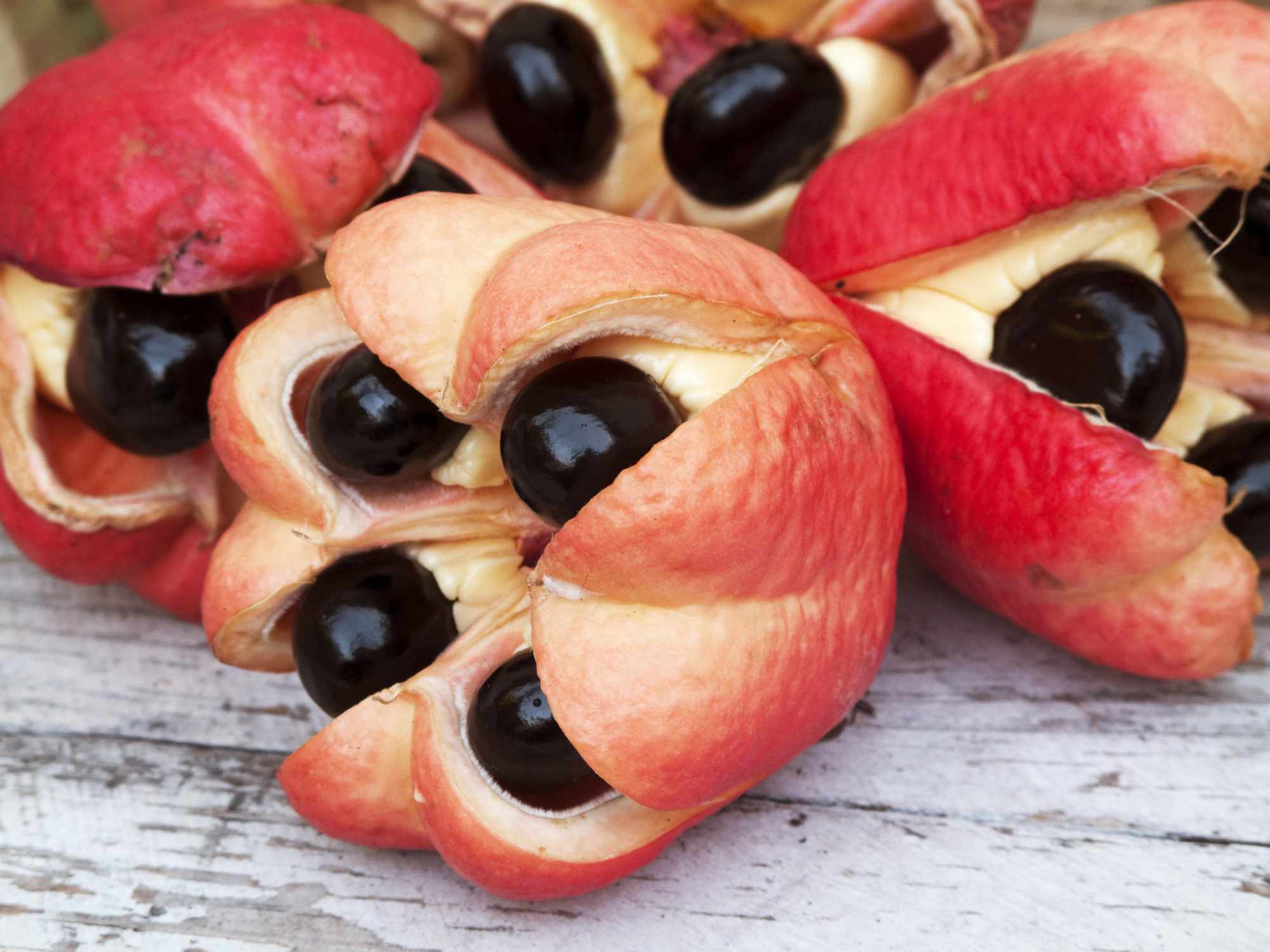 Ackee Fruit Juice And Smoothie Recipe