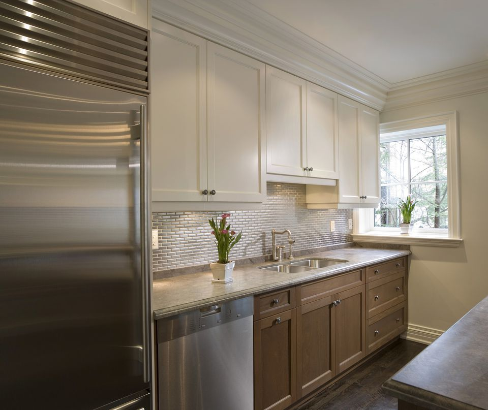 Modern Kitchen Interiors: Cleaning And Caring For Countertops