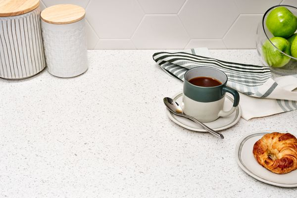 Kitchen countertop cover