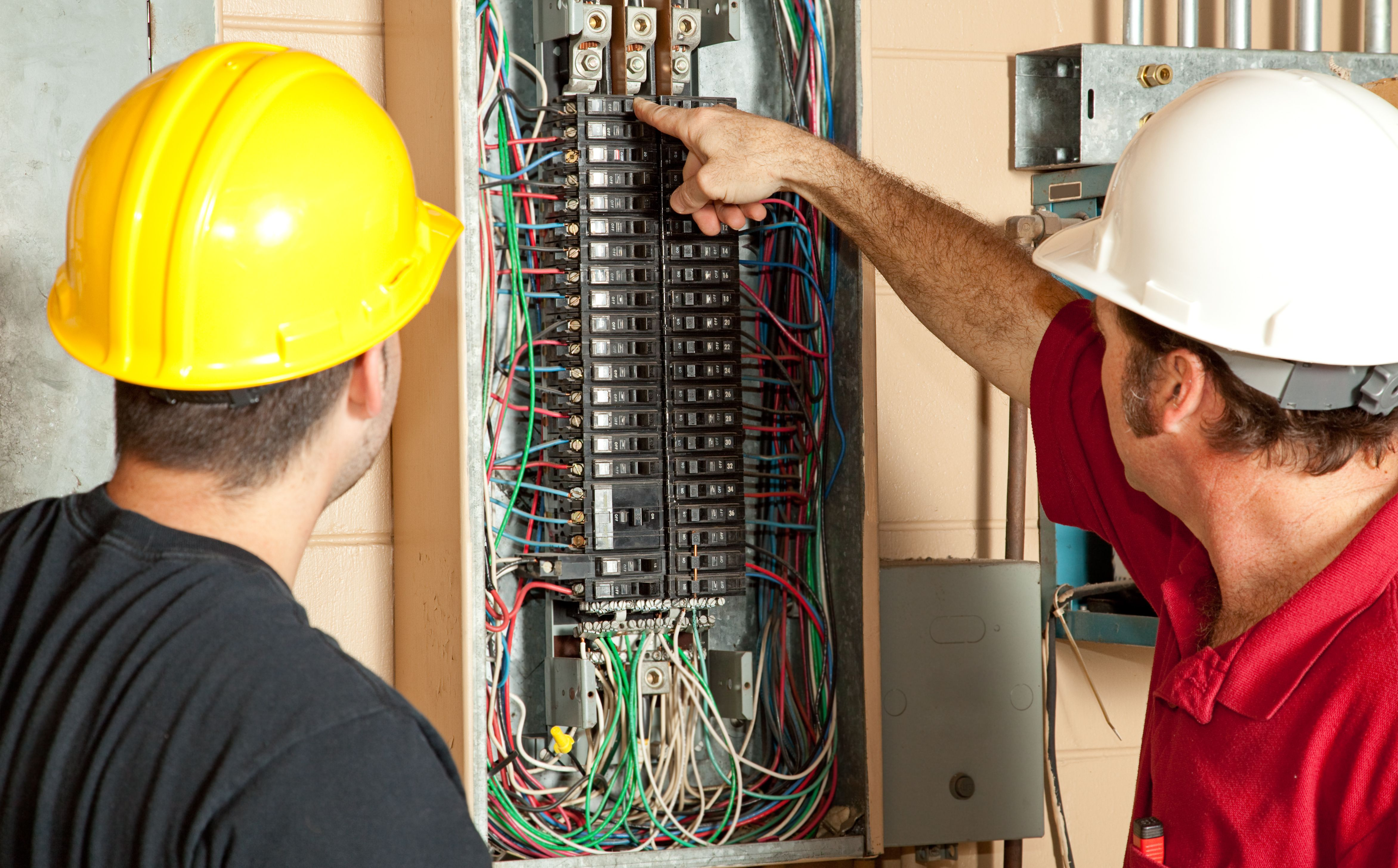 Electrical Wiring Size Type And Installation Wire Connecting To Switch Panel Feed Should Be A