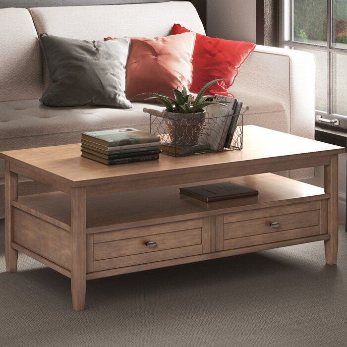 The 8 Best Coffee Tables Of 2020