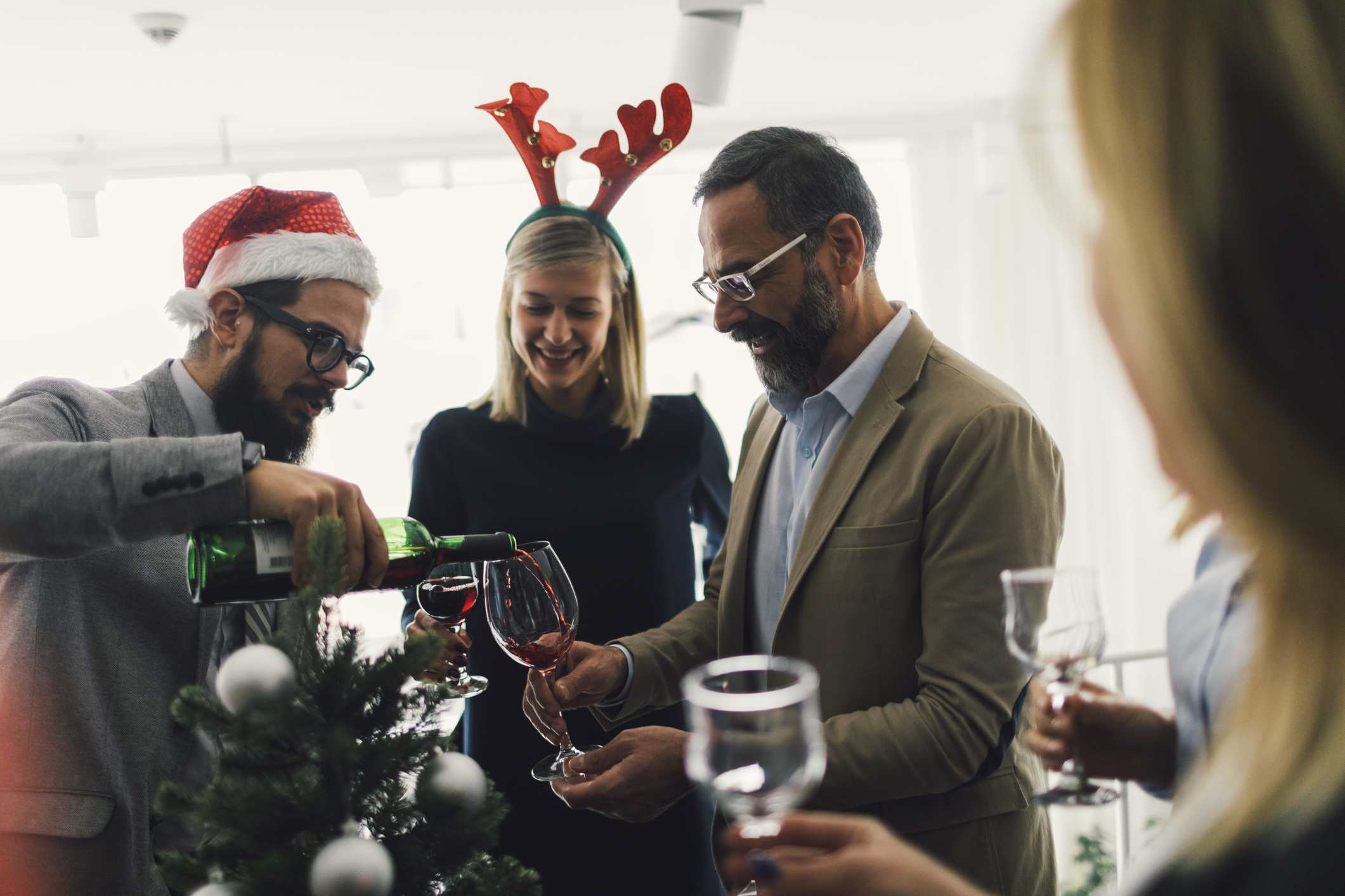 Image result for christmas office party
