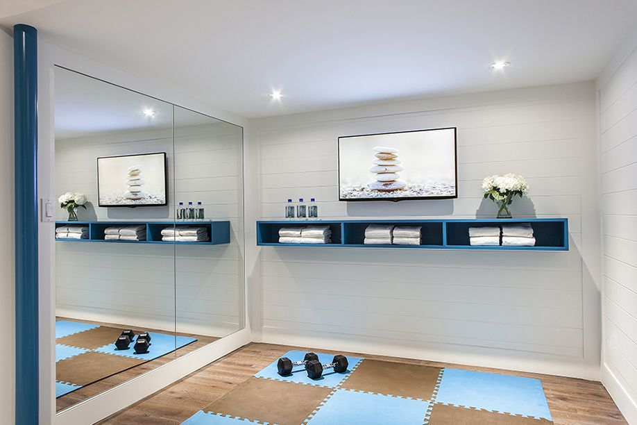 28 Creative Home Gym Ideas