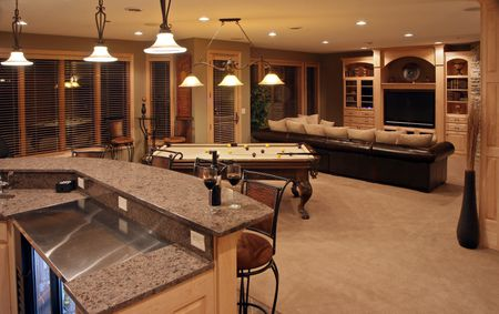 Finished Basement Carpet Ideas Extraordinary Basement Carpet Ideas