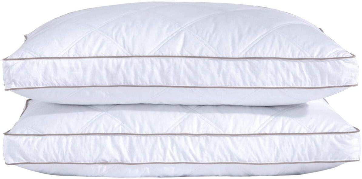 puredown Natural Goose Feather Pillow