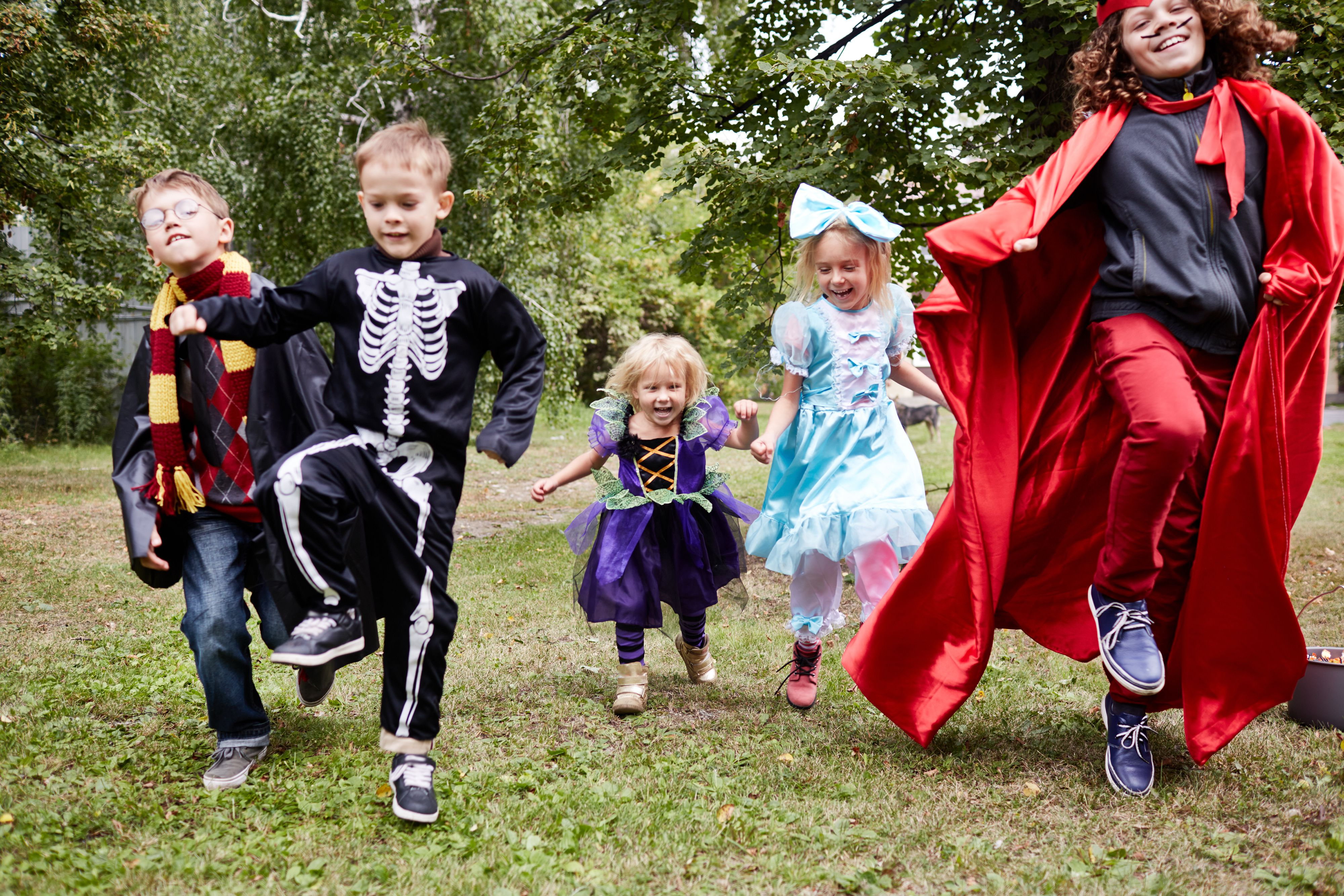 Baile de Halloween