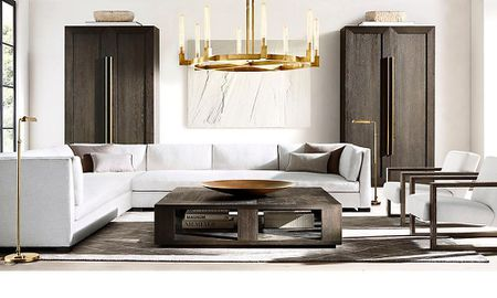 Home Office Furniture Restoration Hardware