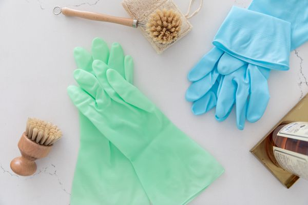 Washing up gloves