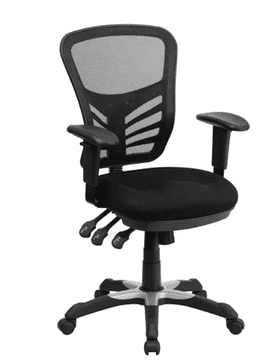 Billups ergonomic mesh task chair assembly instructions