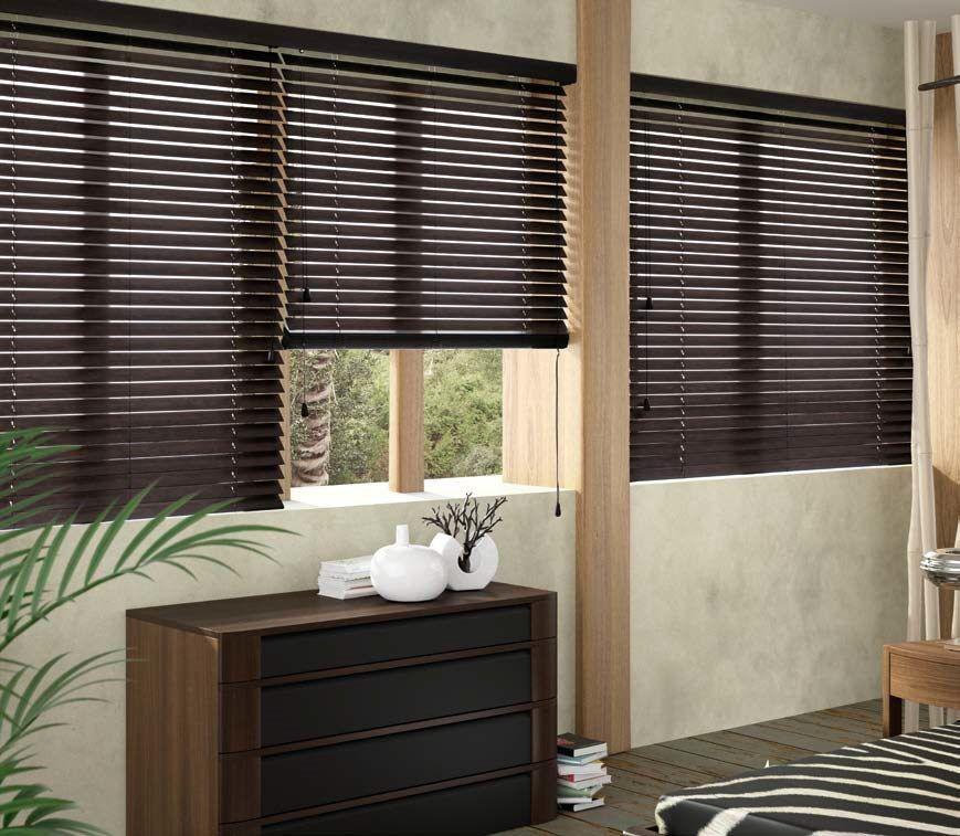 Designer Wood Blind