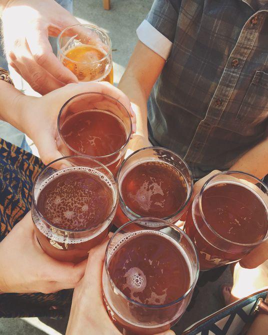degustación de cerveza artesanal