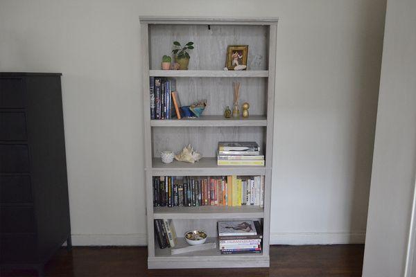 Sauder 5-Shelf Bookcase