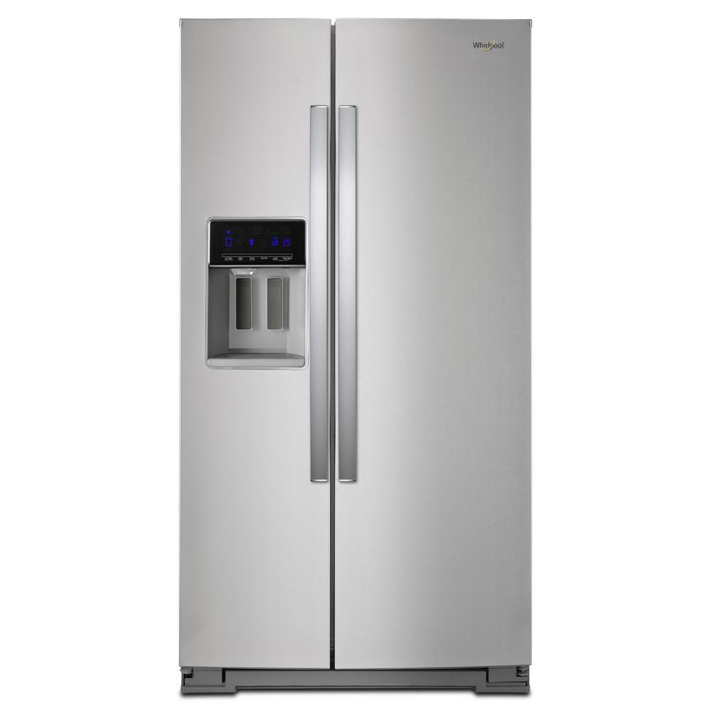 Whirlpool 28 cu. ft. Side by Side Refrigerator