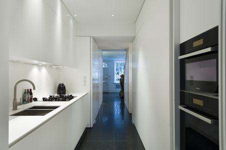 Corridor Kitchen Design Amazing Inspiration Design