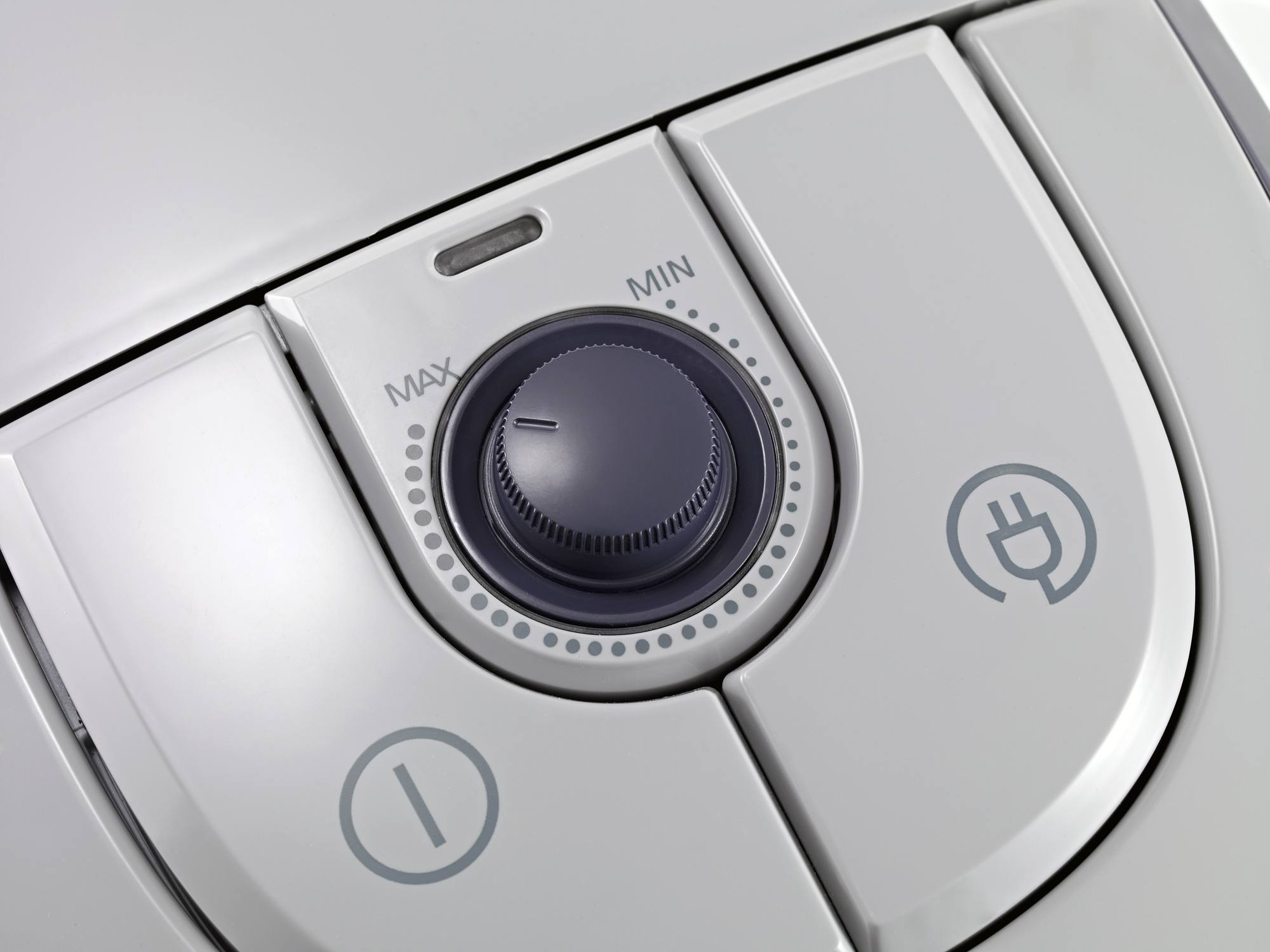 Vacuum setting buttons