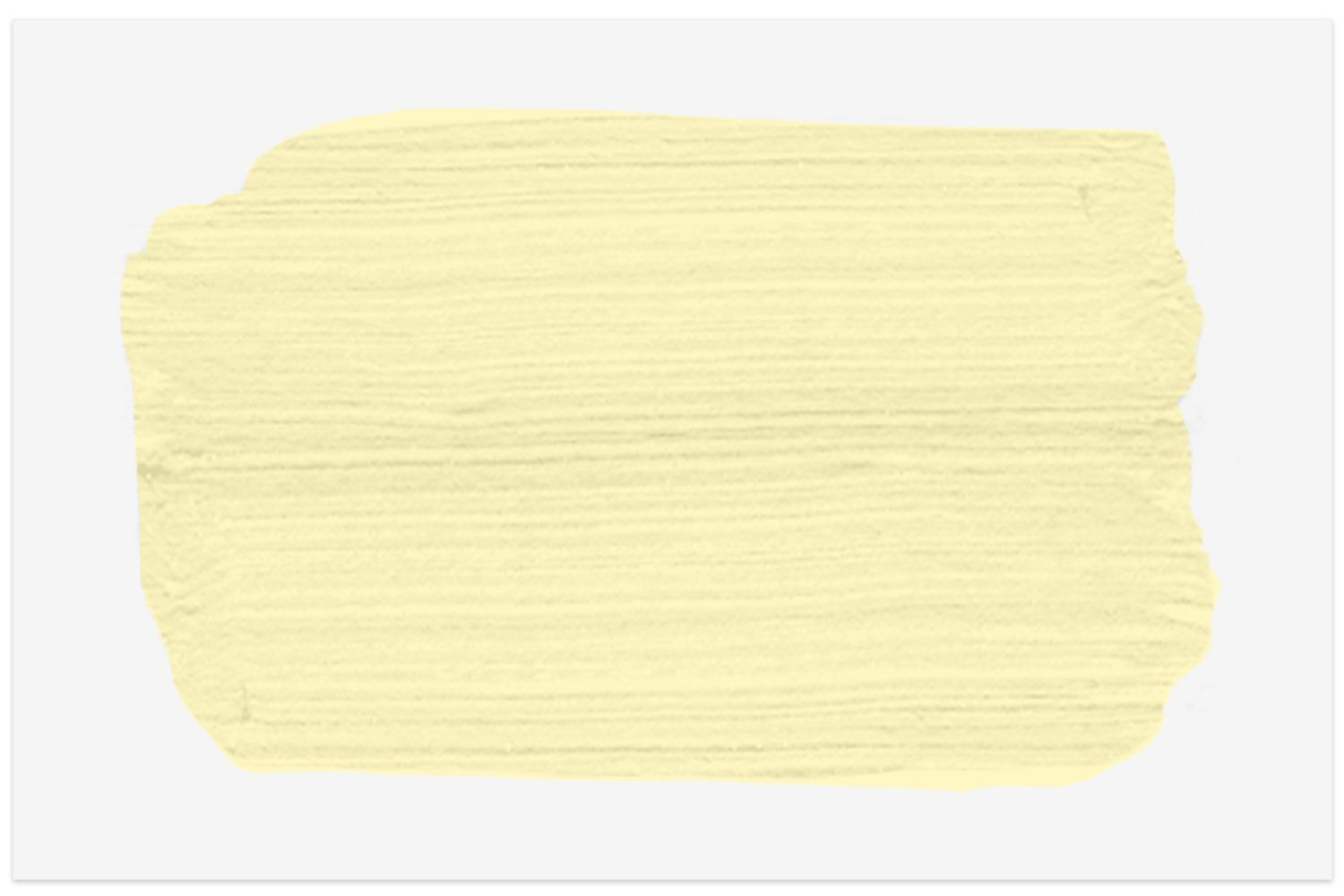 Accessories to a Yellow House paint swatch