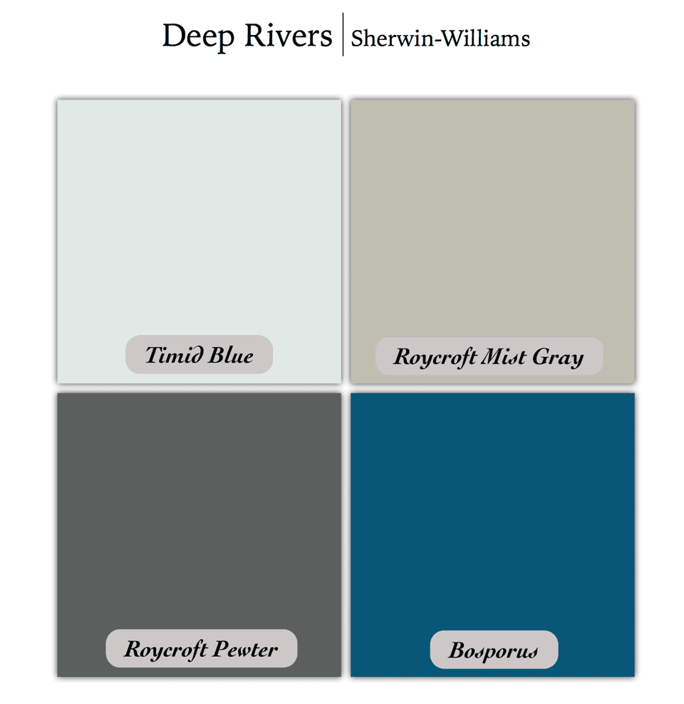 Greige Color Palette: The Most-Pinned Color Palettes On Pinterest