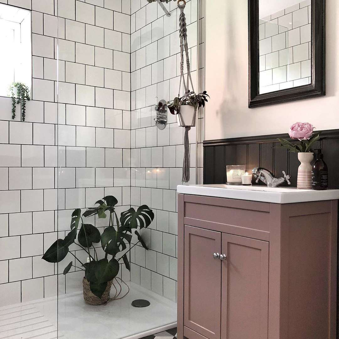 12 Pink Bathroom Ideas