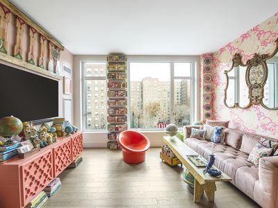 A maximalist apartment